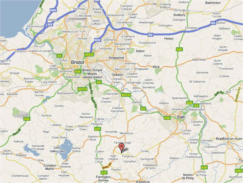 Click on the map to find us with Google maps